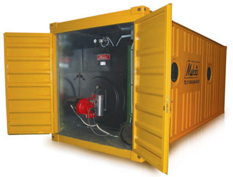 изолированный контейнер