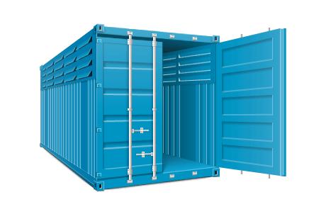 вентилируемый контейнер